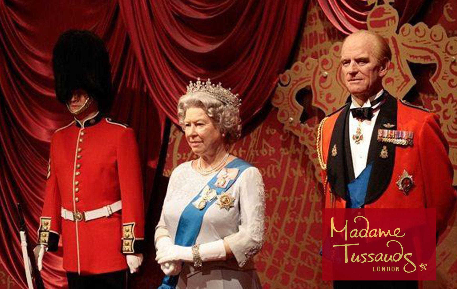 Tours y atracciones en Londres y en el Reino Unido: tiquetes Madame Tussauds Londres