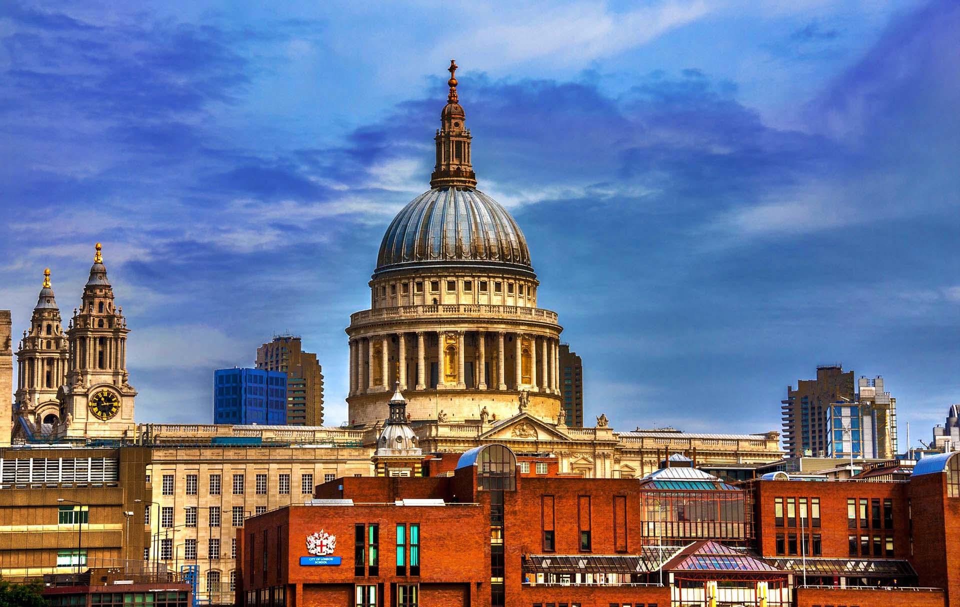 Tours y atracciones en Londres y en el Reino Unido:  Catedral de st pauls