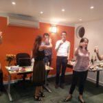Eventos D&I Global: fiesta de inauguración
