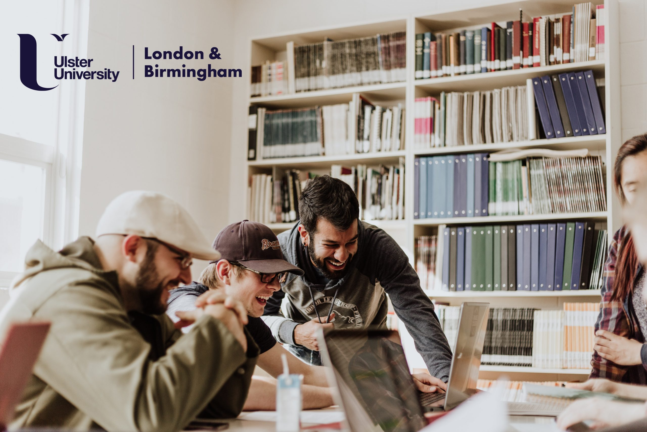 Study in London postgraduate, Undergraduate degrees and English courses : Ulster university