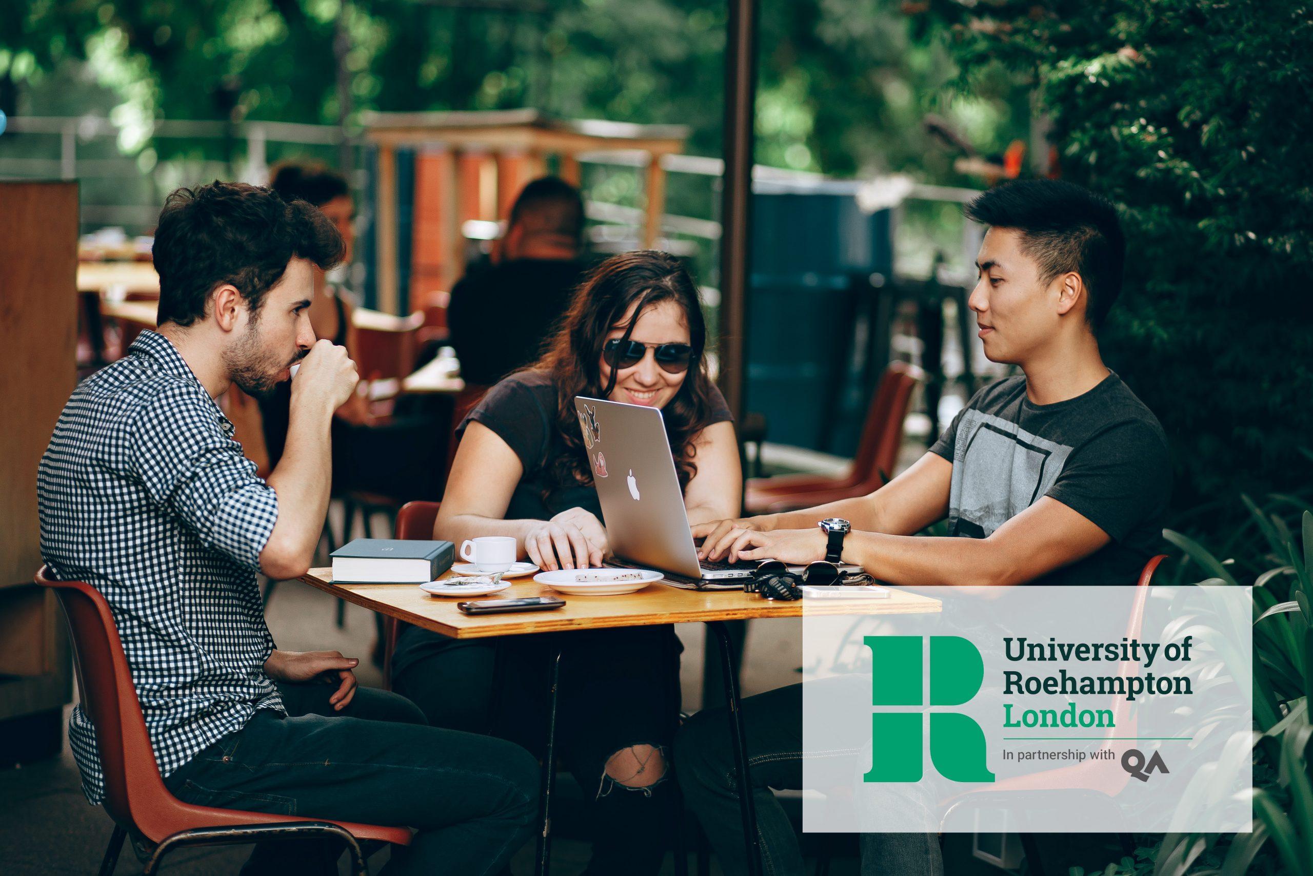 Study in London postgraduate, Undergraduate degrees and English courses : Roehampton University