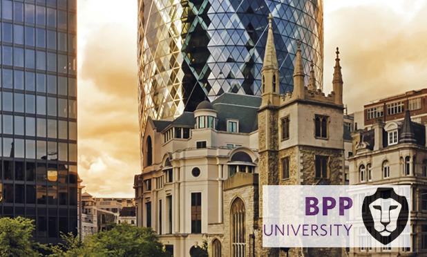 Study in London postgraduate, Undergraduate degrees and English courses : BPP MASTER SCHOLARSHIPS